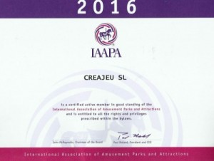 IAAPA Membership 2016